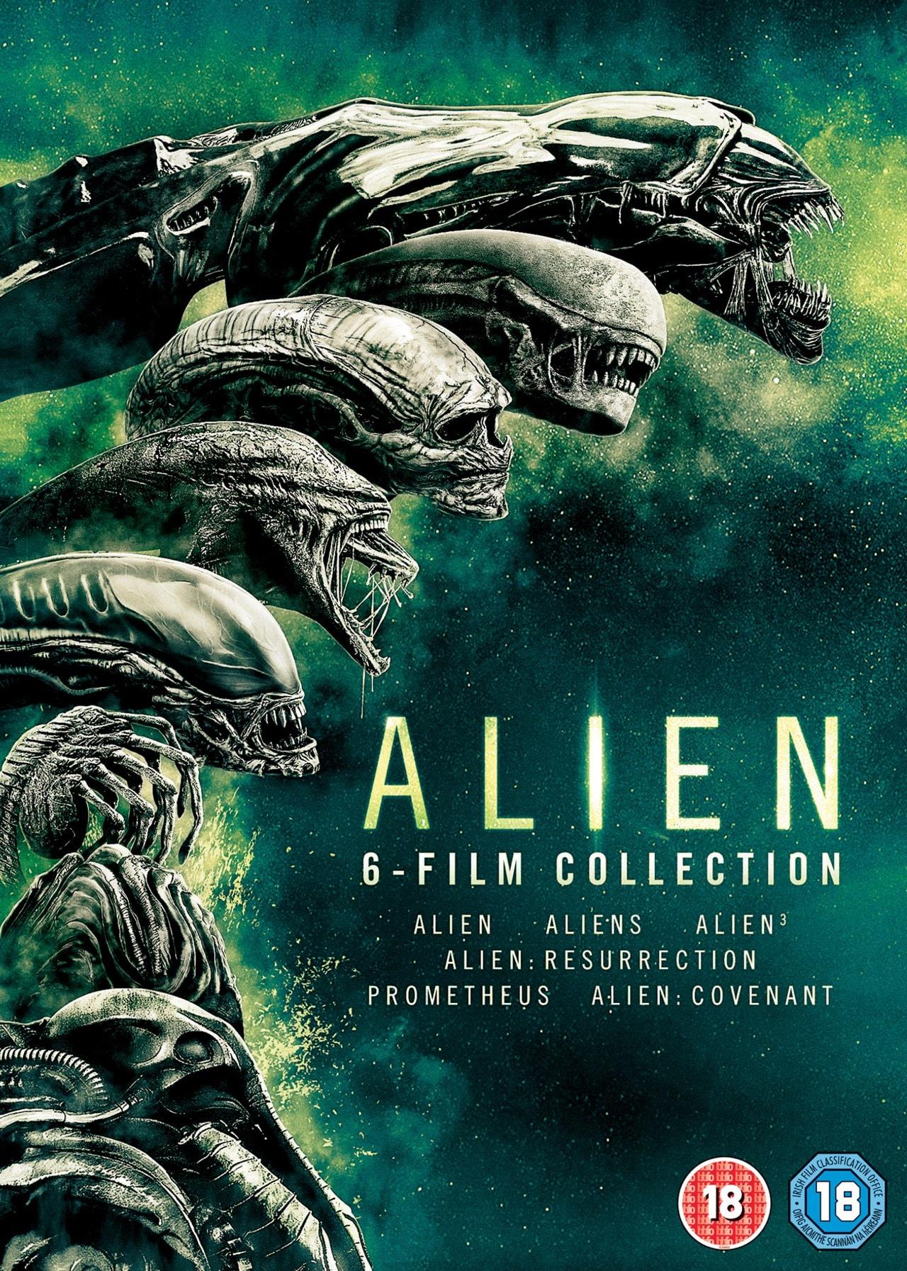 Alien: 6-film Collection - 1