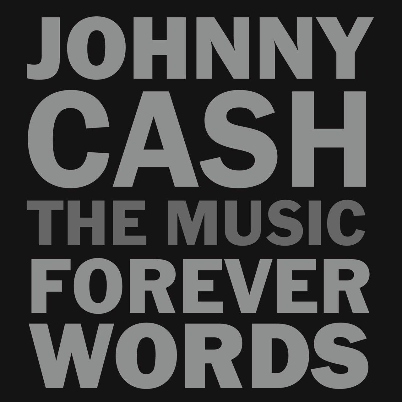 Johnny Cash: Forever Words - 1