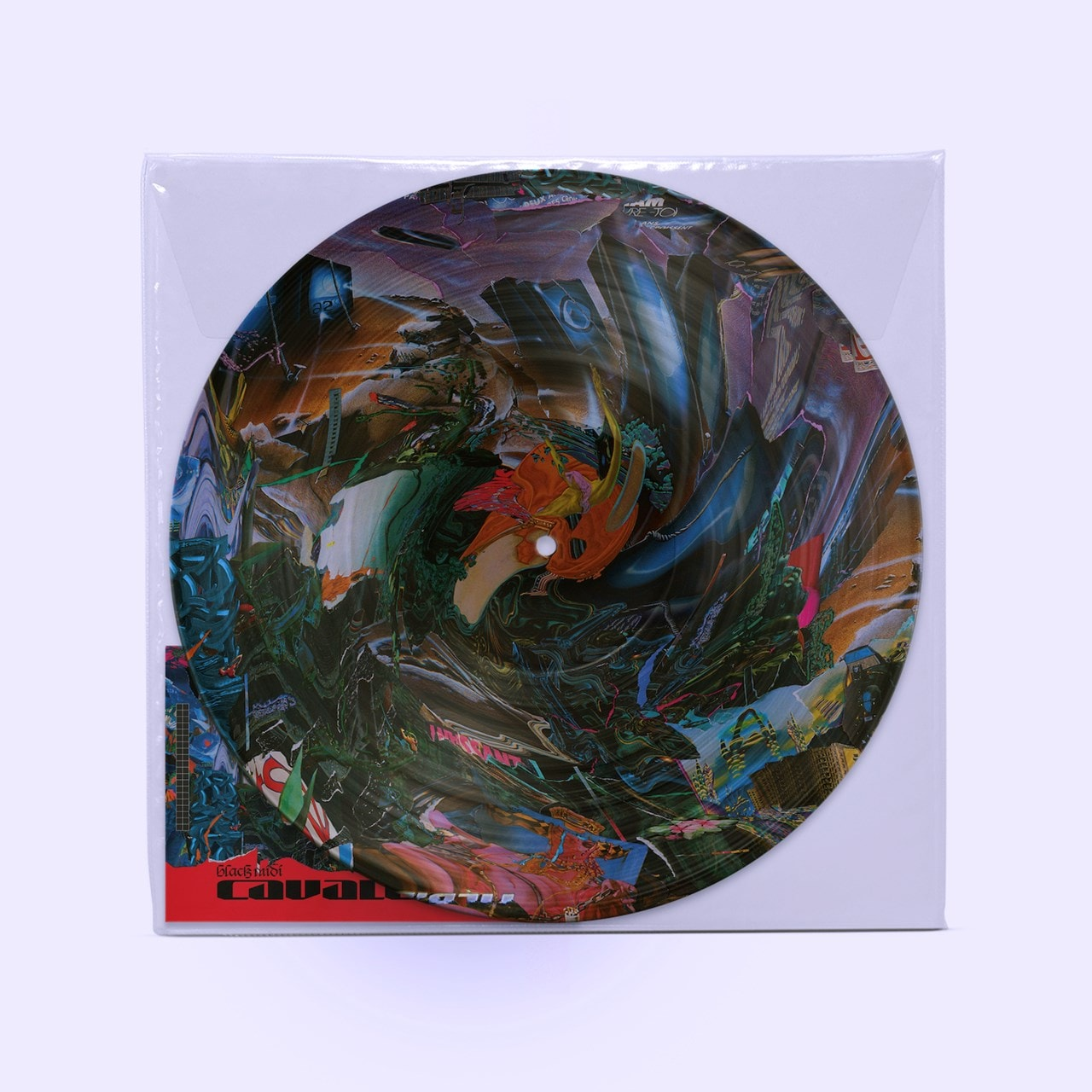 Cavalcade - Limited Edition Picture Disc - 1