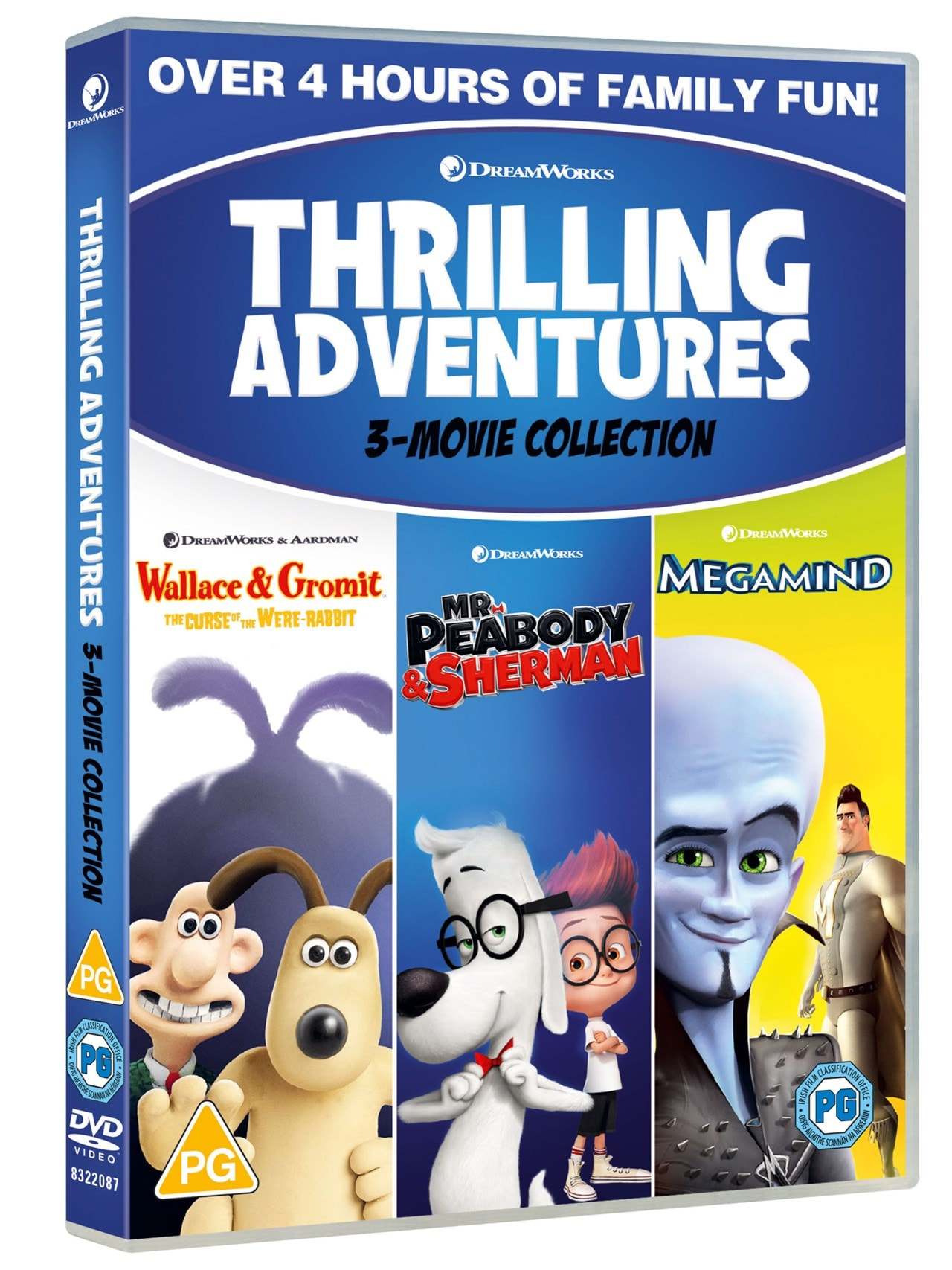Thrilling Adventures: 3-movie Collection - 2