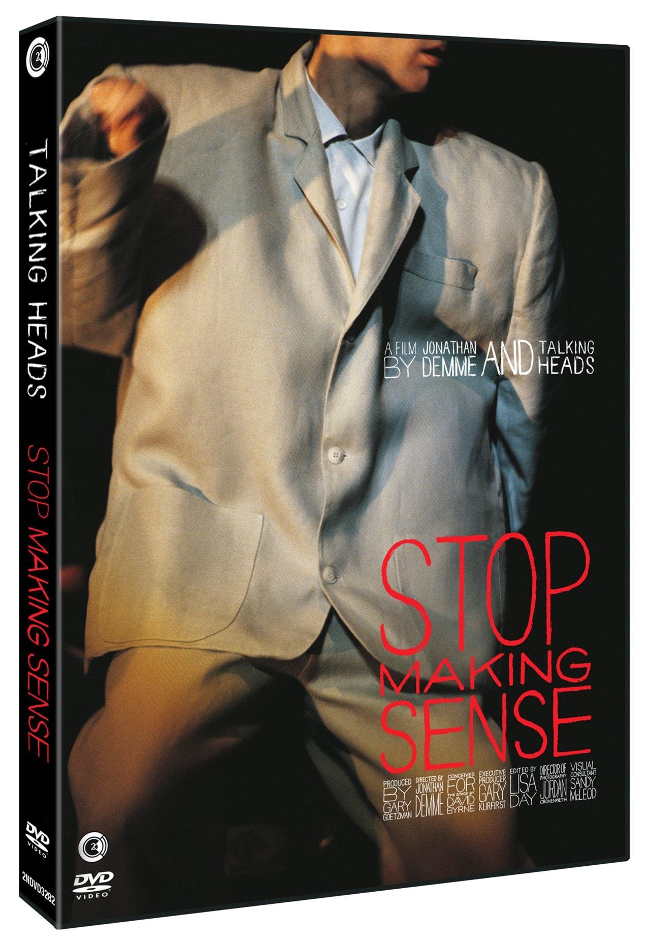 Talking Heads: Stop Making Sense - 1