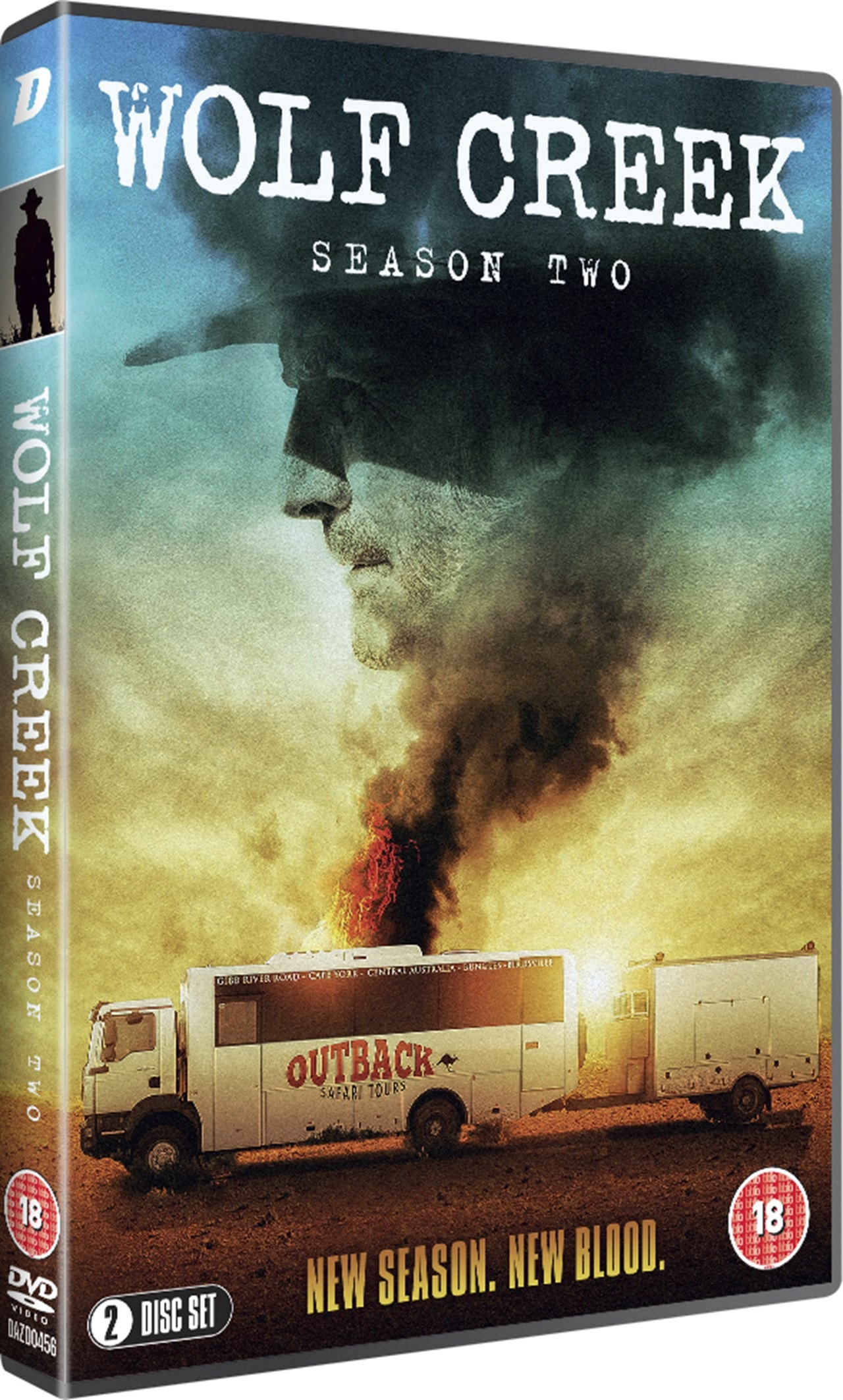 Wolf Creek: The Complete Second Series - 2