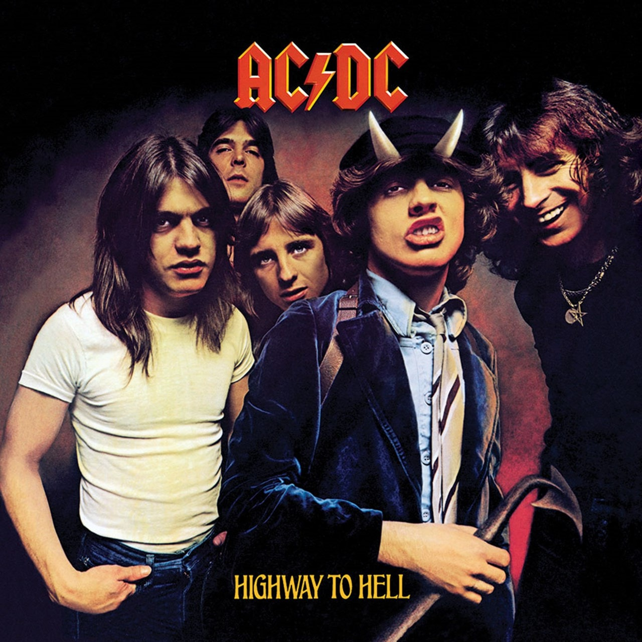 AC/DC: Highway To Hell Canvas Print - 1