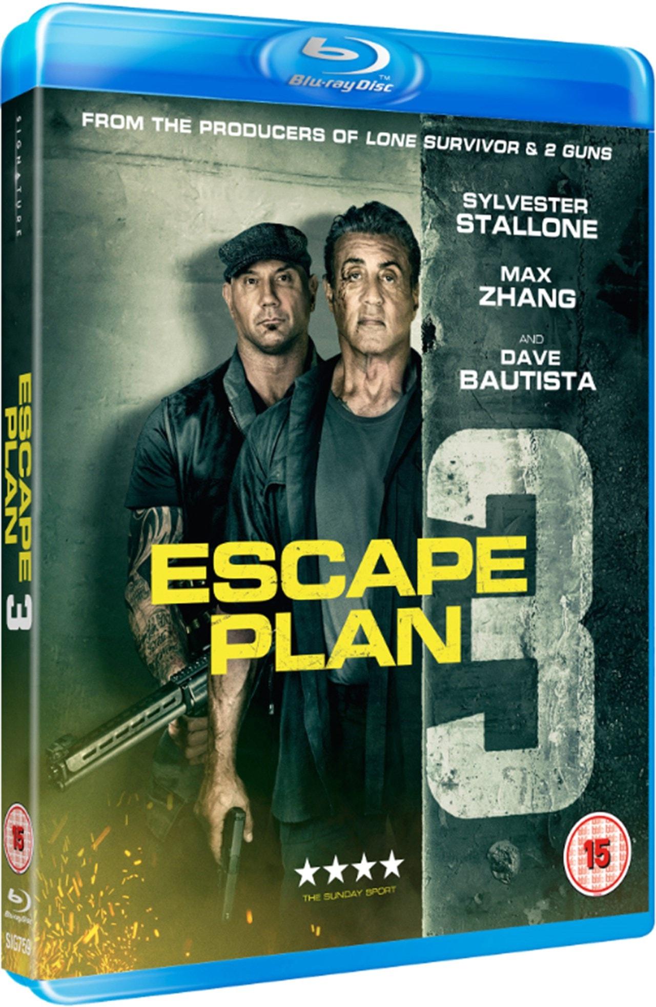 Escape Plan 3 - 2