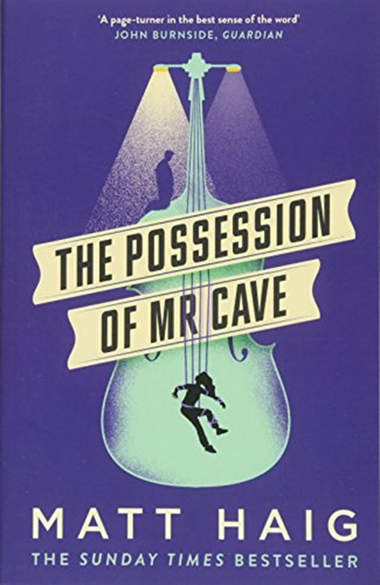 The Possession Of Mr Cave - 1