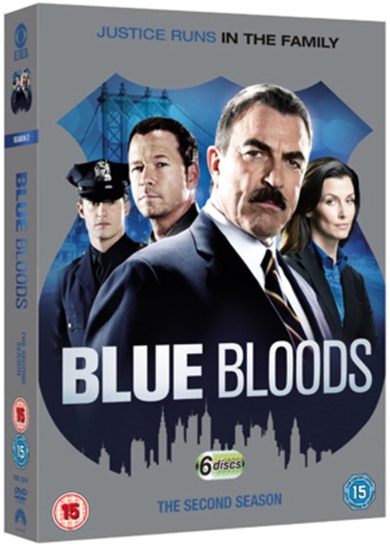 Blue Bloods: The Second Season - 1
