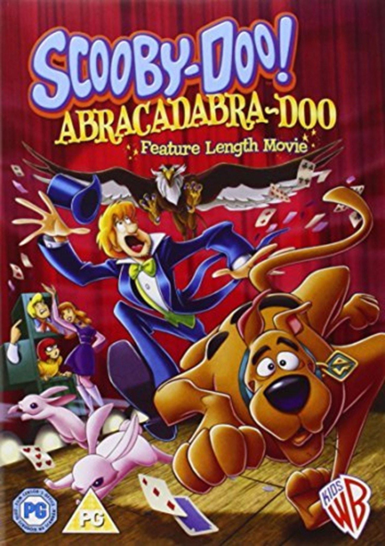 Scooby-Doo! Abracadabra-Doo - 1