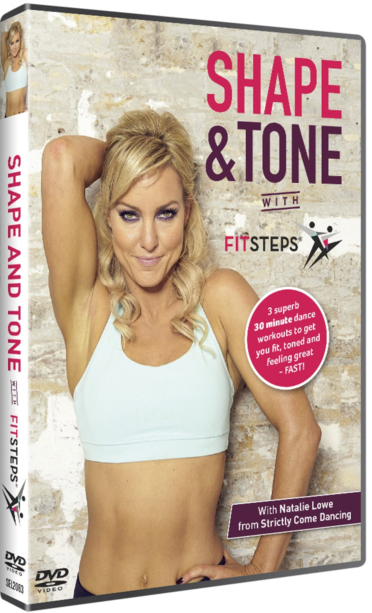 Shape & Tone With FitSteps - 2