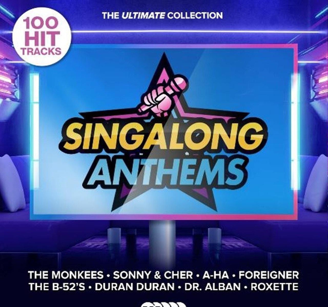 Ultimate Singalong Anthems/car-a-oke - 1
