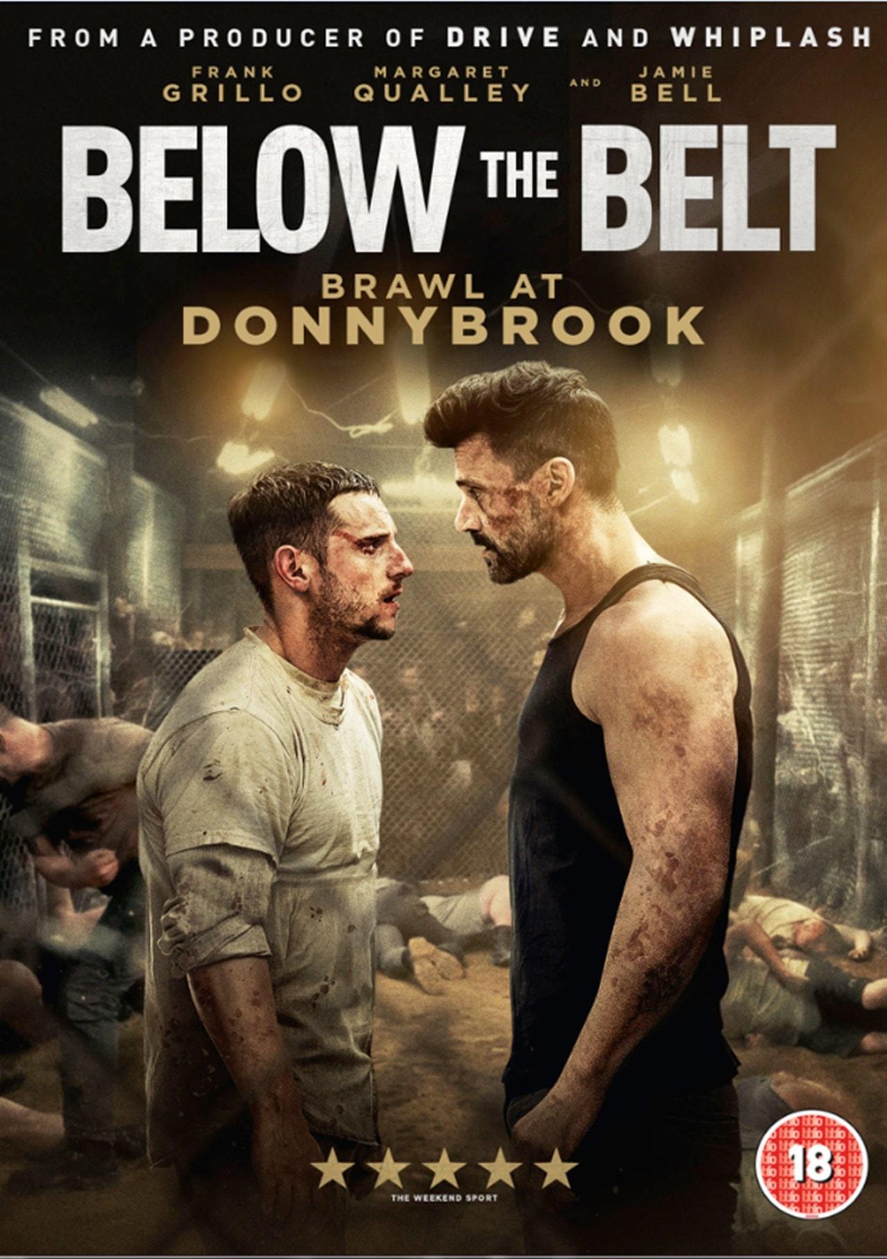 Below the Belt: Brawl at Donnybrook - 1