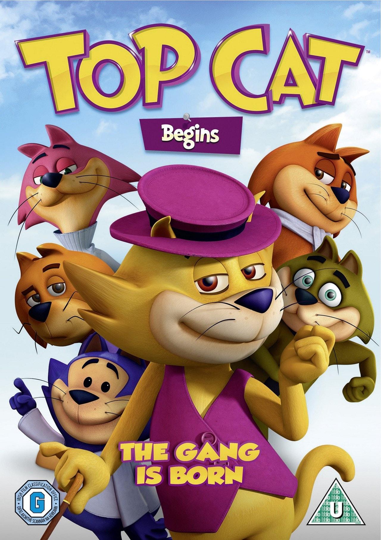 Top Cat Begins - 1