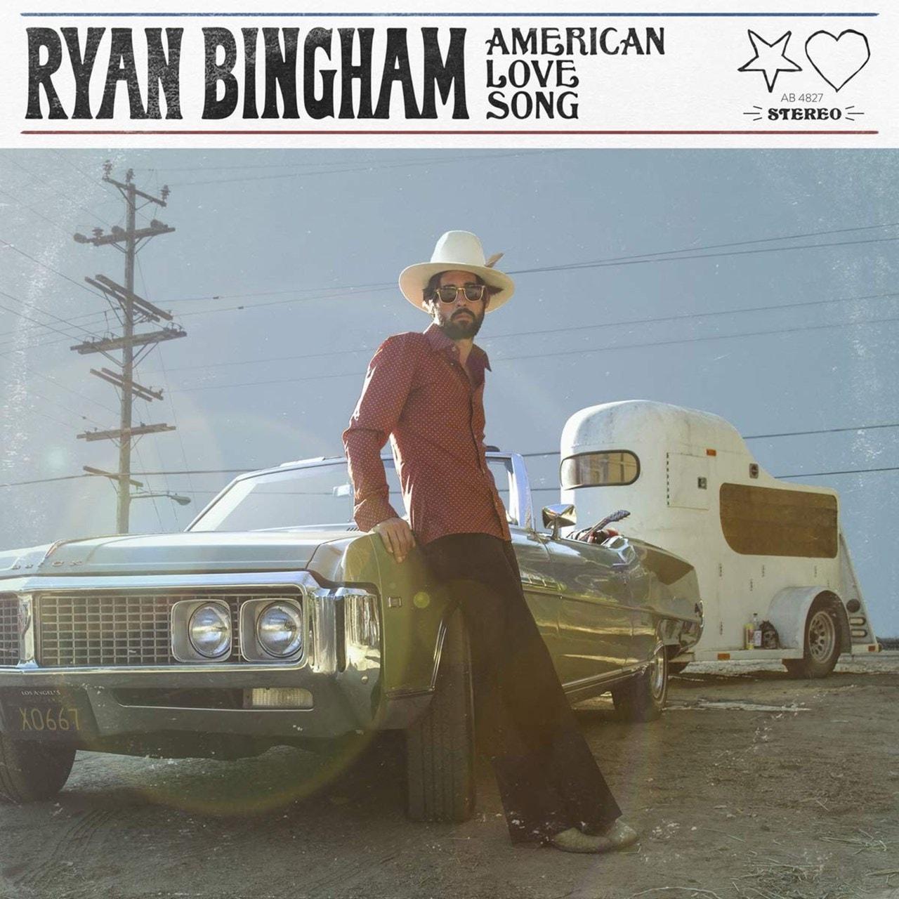 American Love Song - 1
