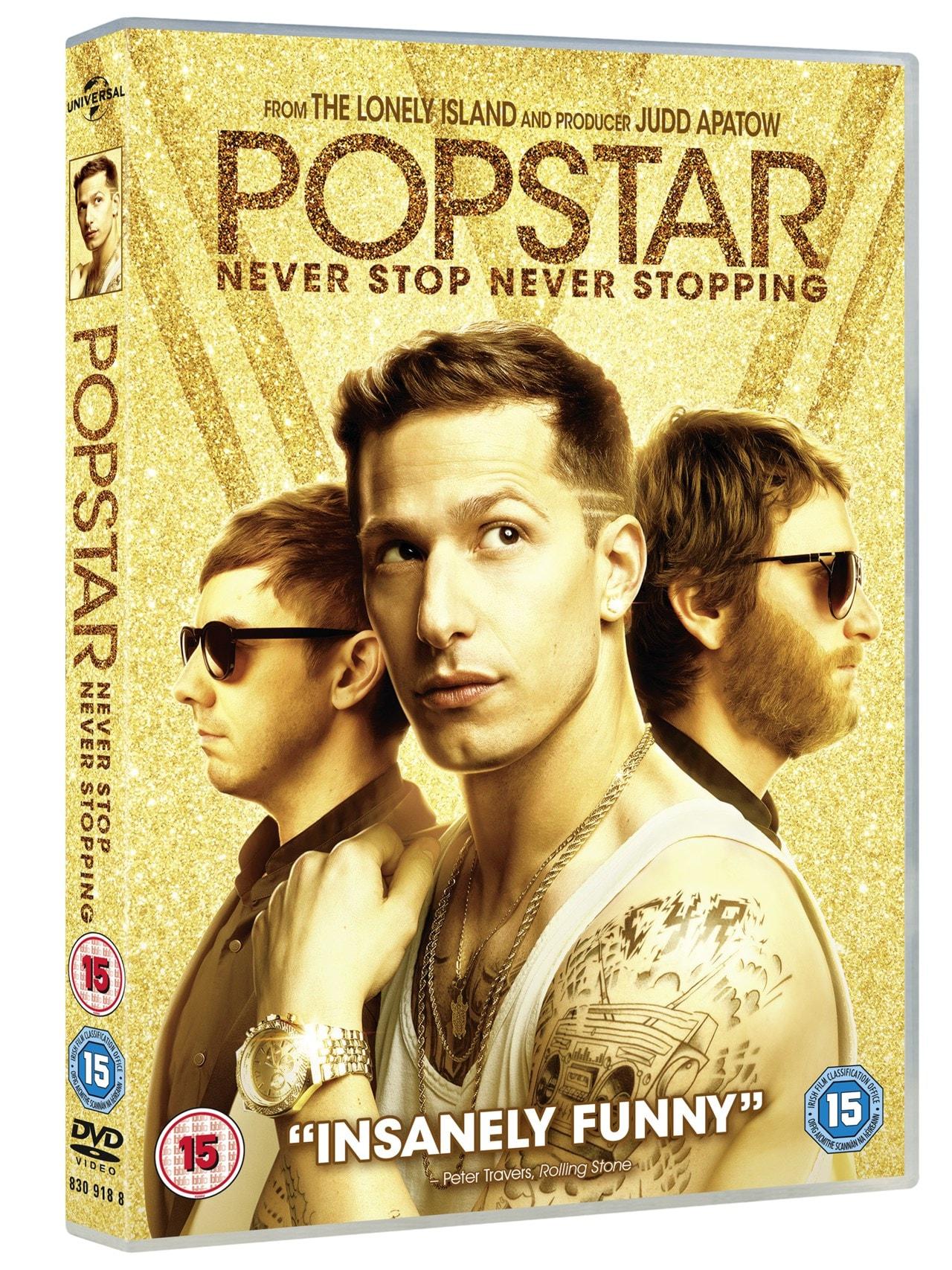 Popstar - Never Stop Never Stopping - 2