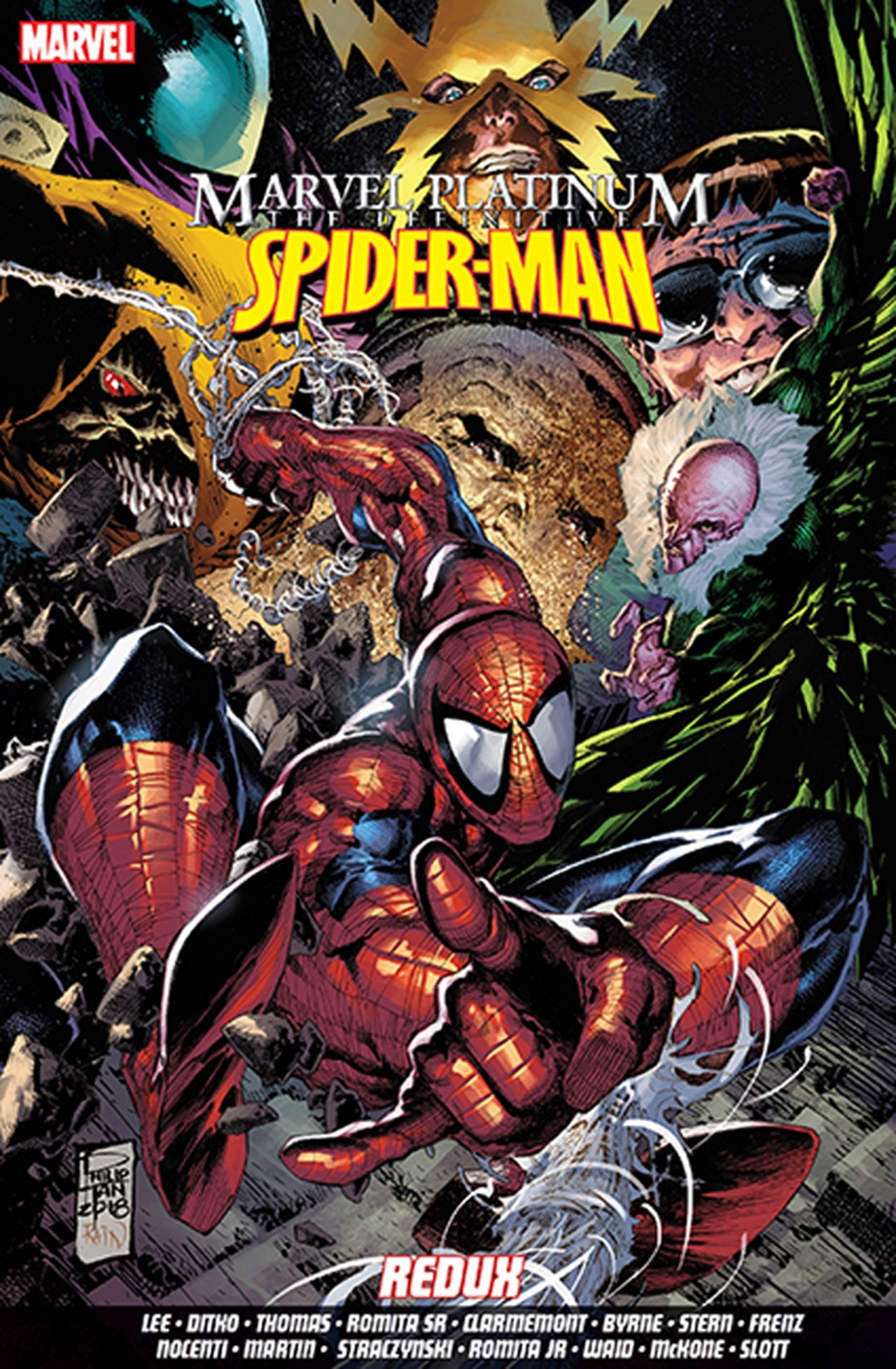 Marvel Platinum: Definitive Spider-Man Redux - 1