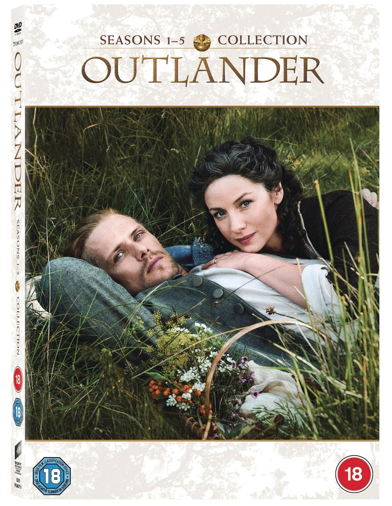 Outlander: Seasons 1-5 - 2