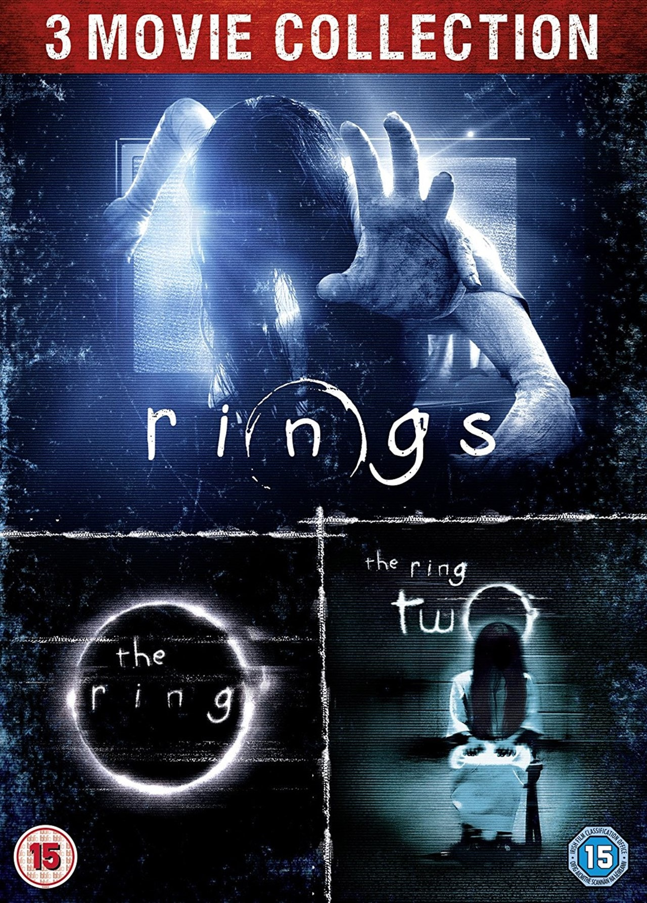 Rings: 3-movie Collection - 1