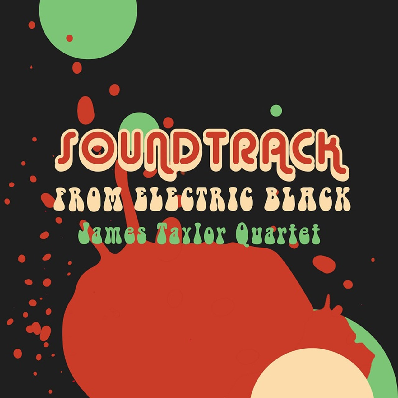 Soundtrack from Electric Black - 1