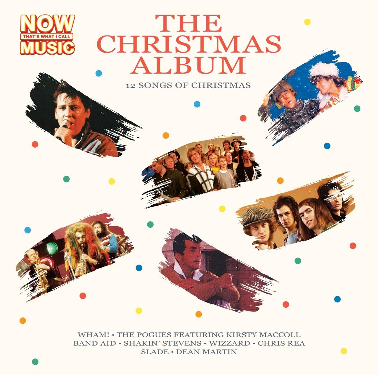 The Christmas Album: 12 Songs of Christmas - 1