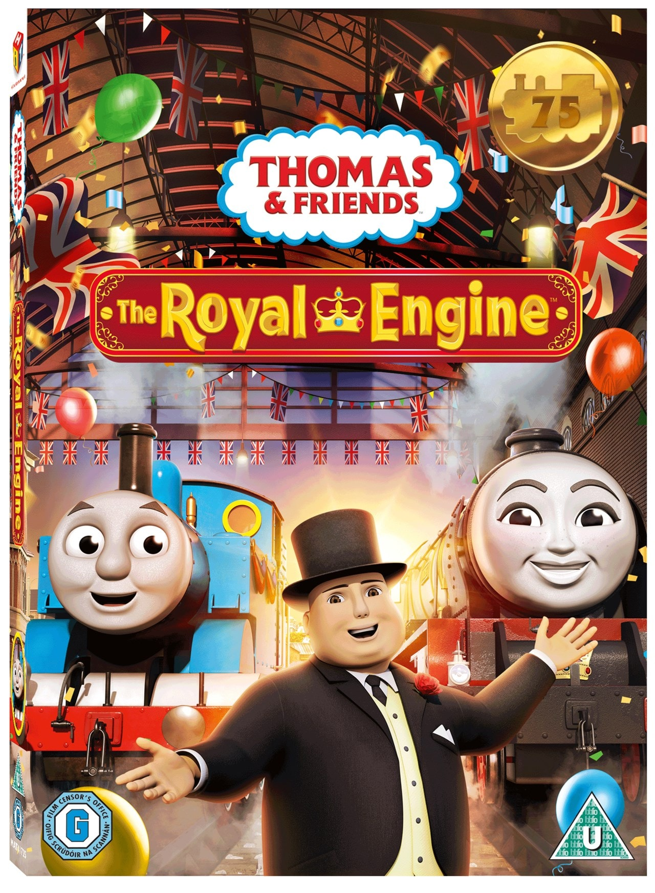 Thomas & Friends: The Royal Engine - 2