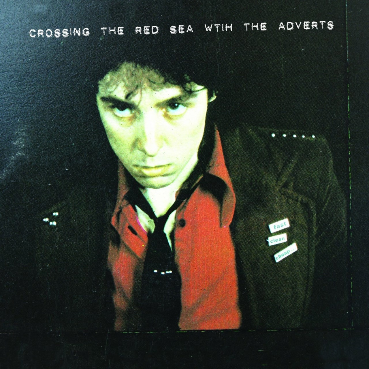 Crossing the Red Sea With the Adverts - 1