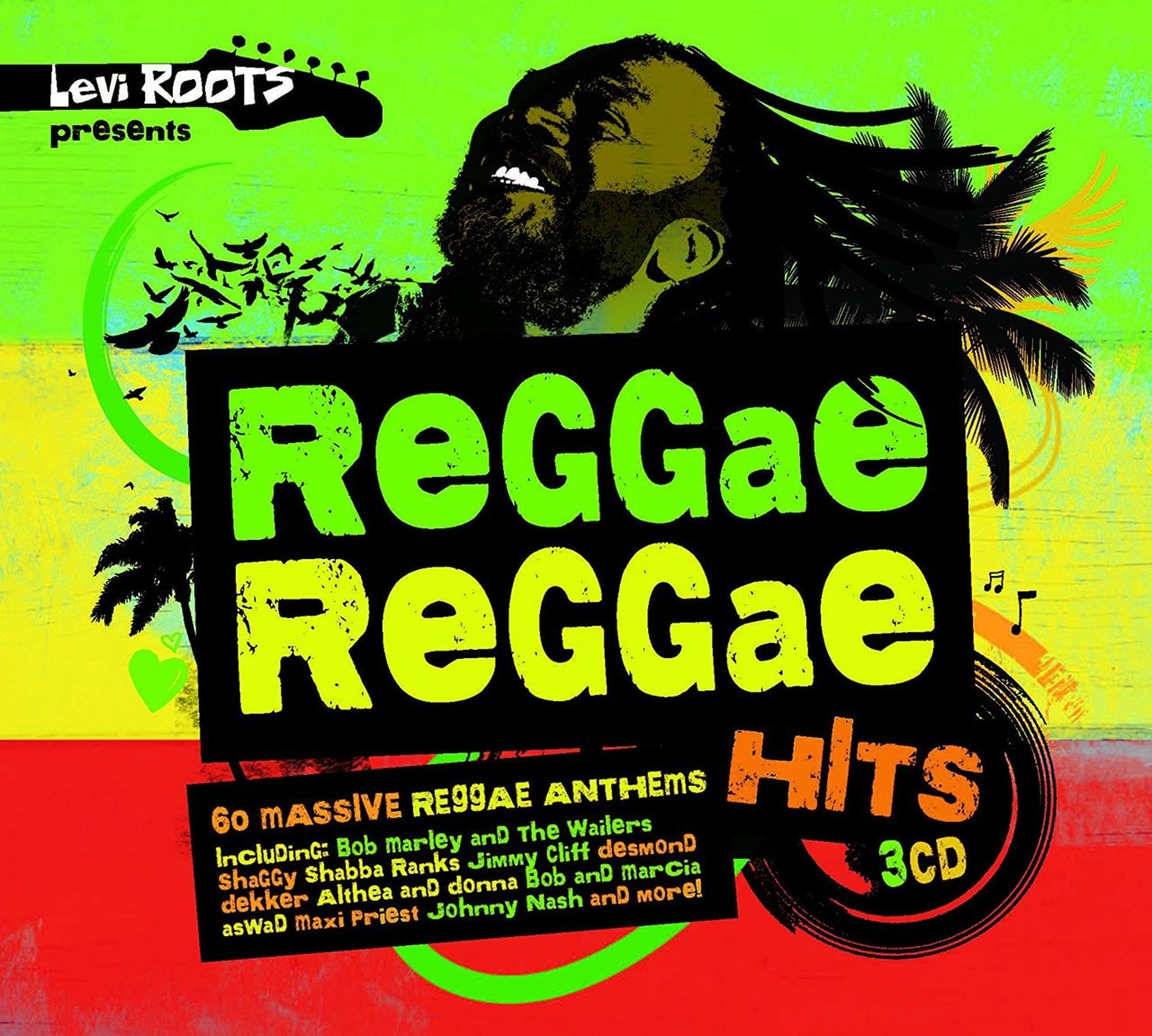 Levi Roots Presents Reggae Reggae Hits - 1