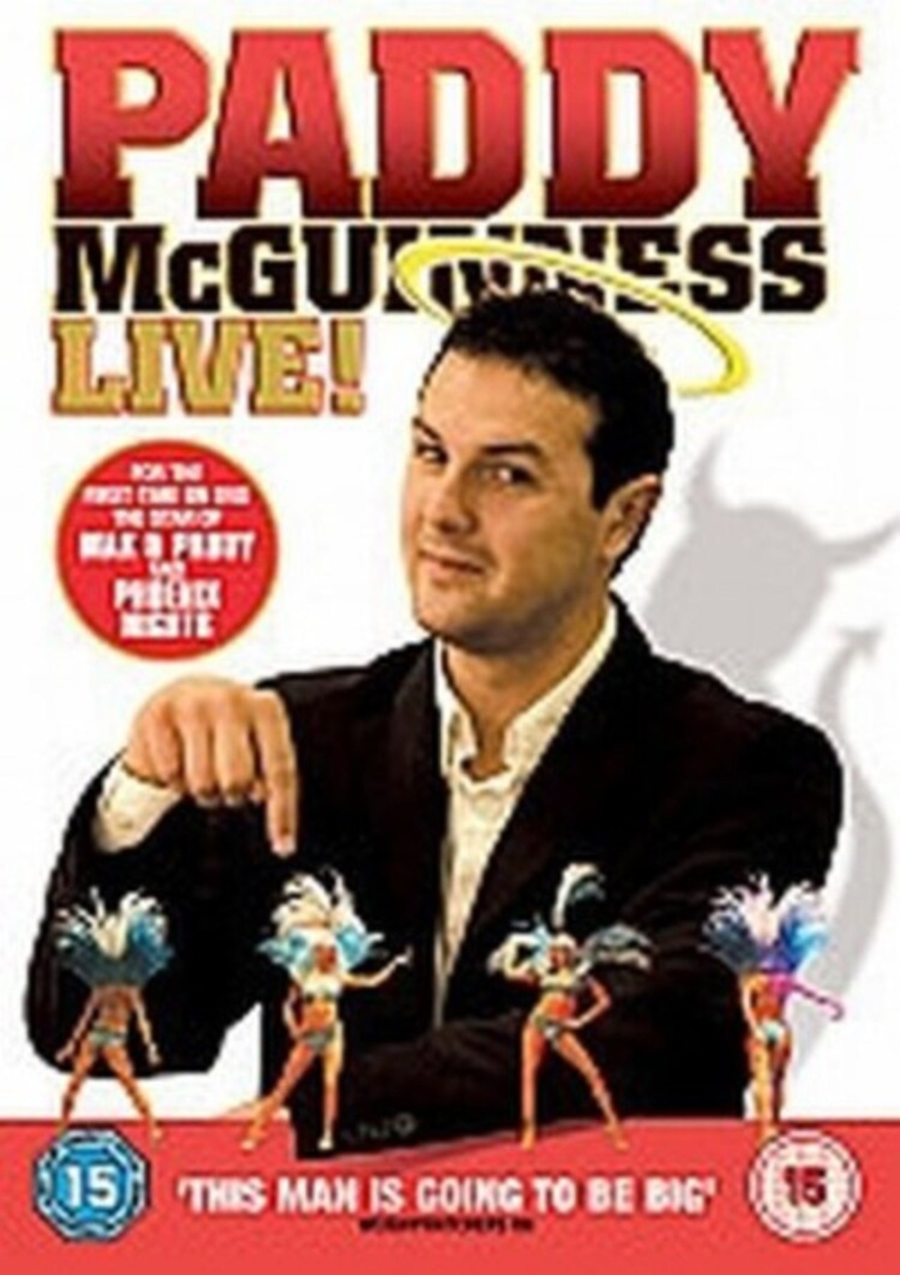 Paddy McGuinness: Live - 1