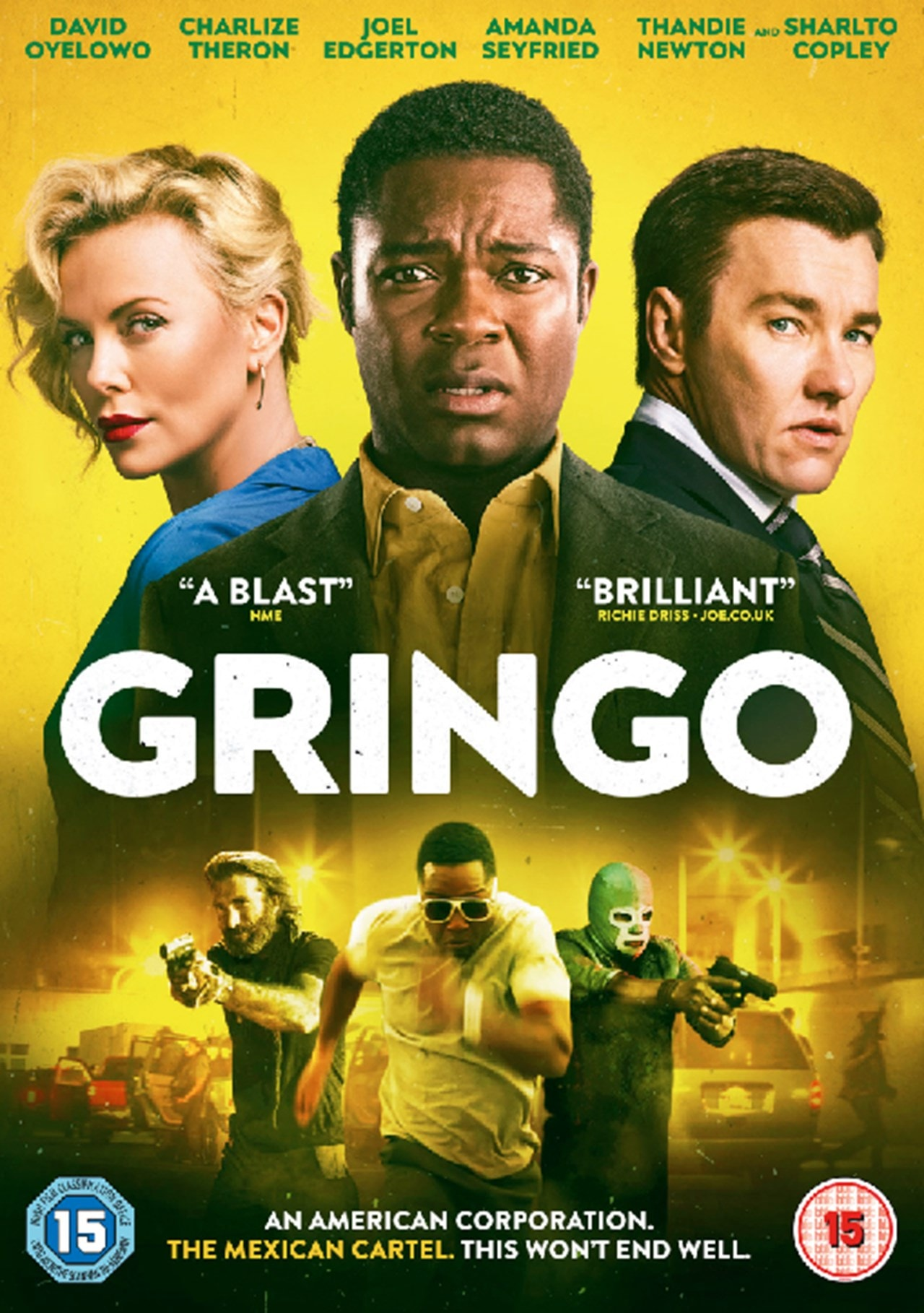 Gringo - 1