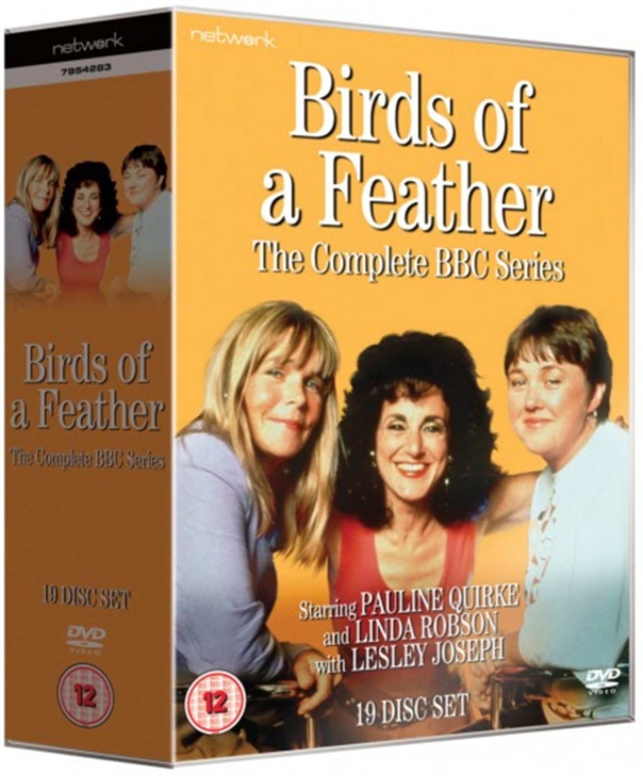 Birds of a Feather: The Complete Series 1-9 - 1