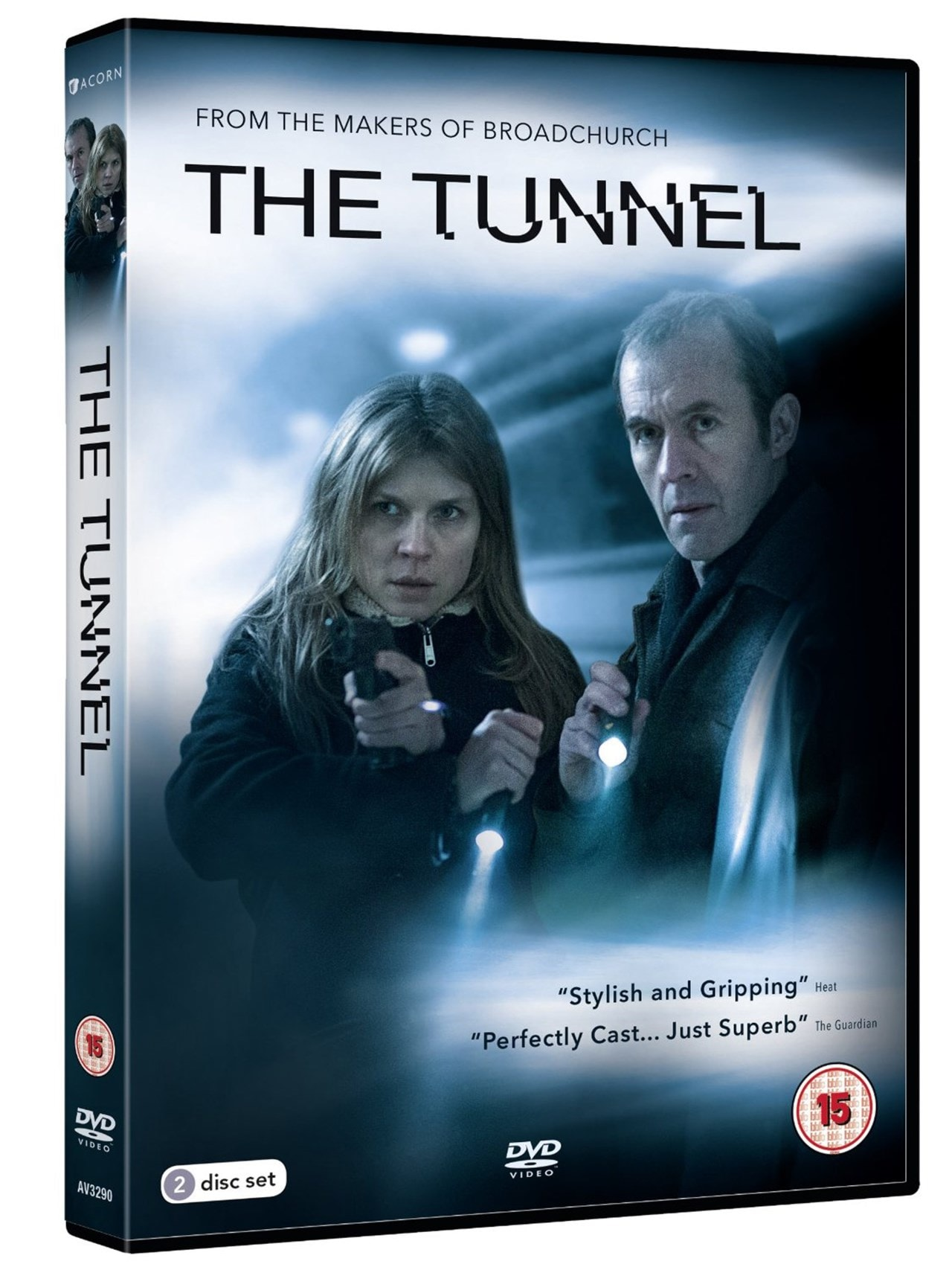The Tunnel: Series 1 - 1