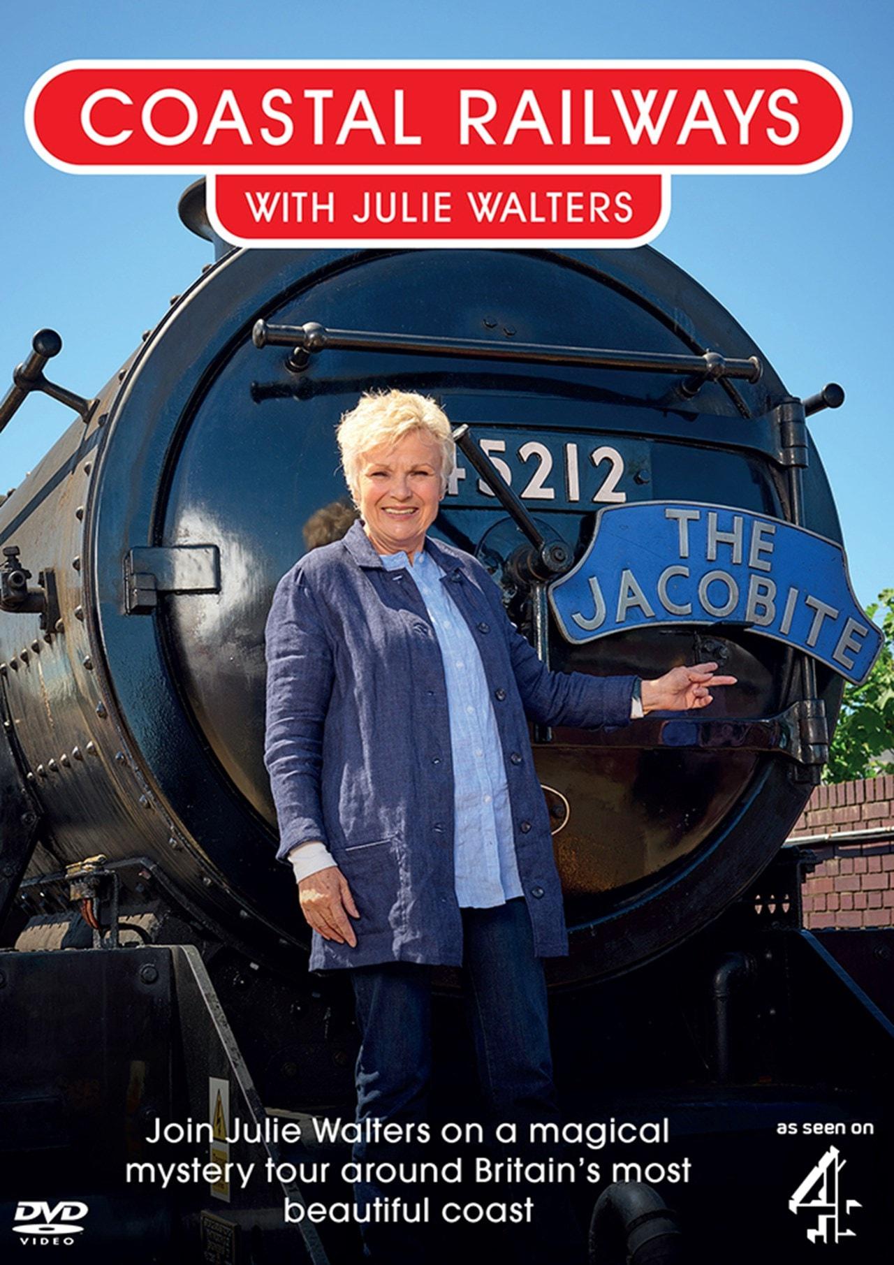 Coastal Railways With Julie Walters - 1
