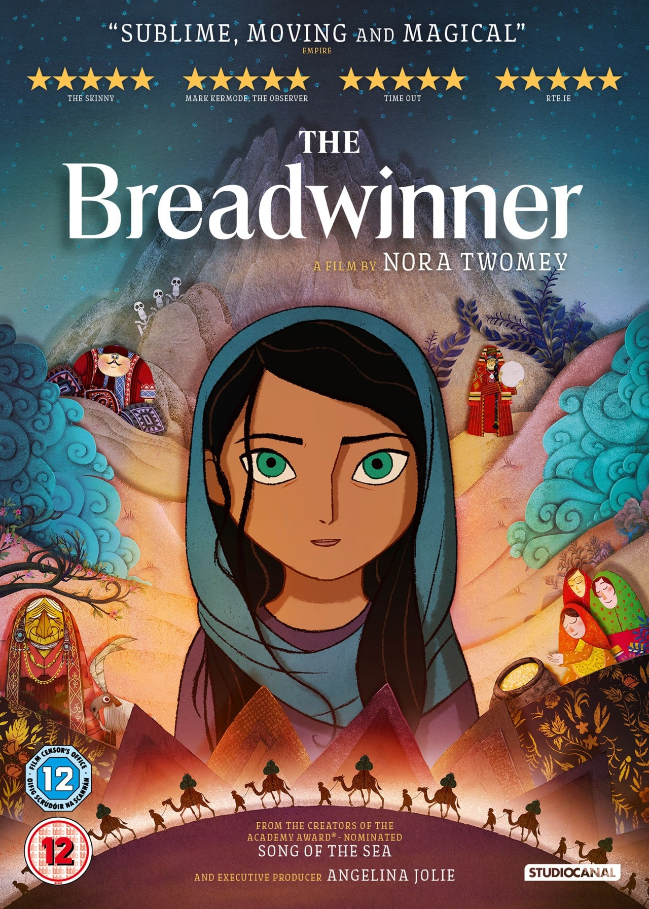 The Breadwinner - 1