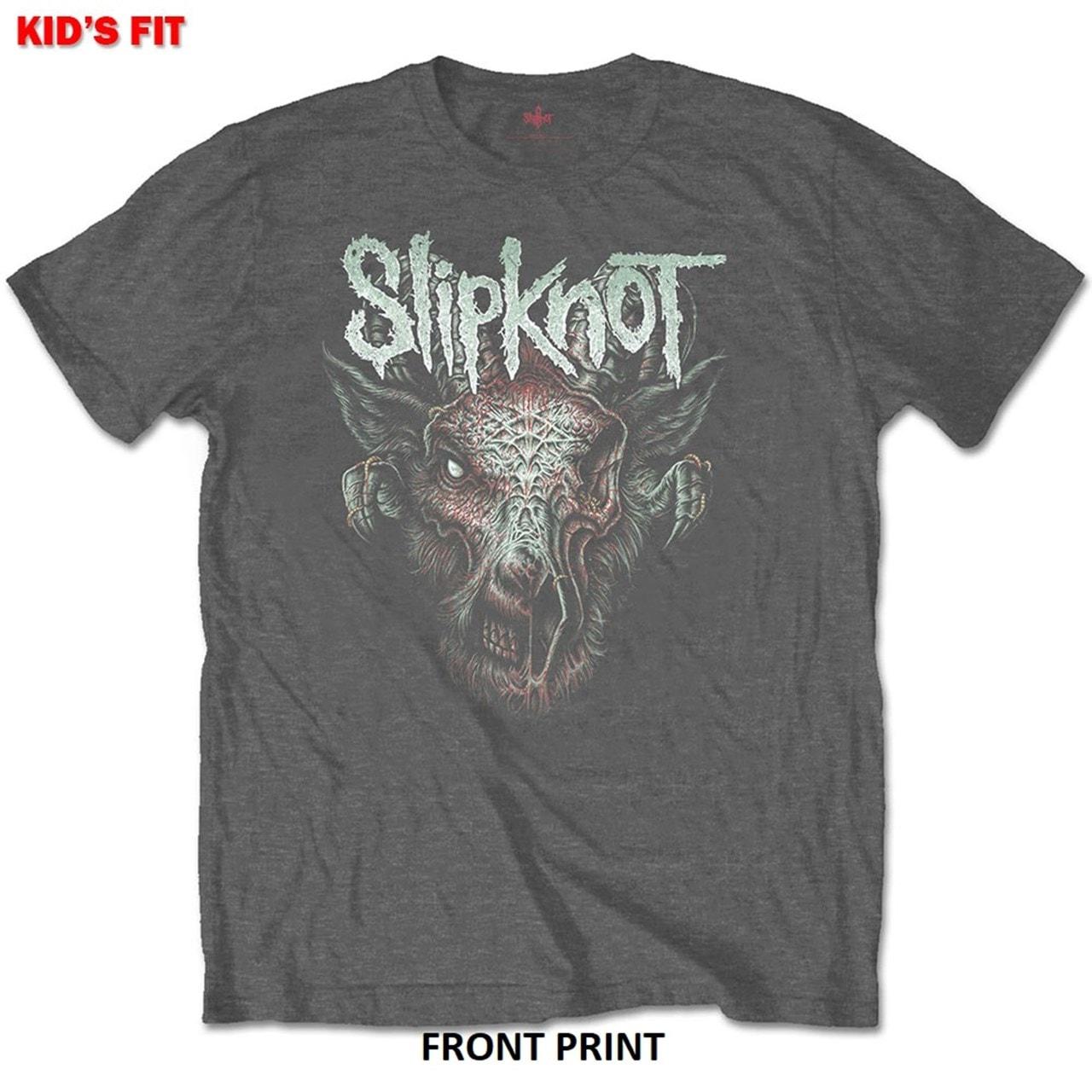 Slipknot Infected Goat (Kids Tee) (3-4YR) - 1