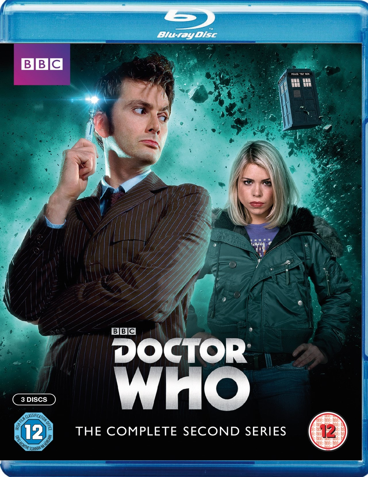 Doctor Who: The Complete Second Series - 1