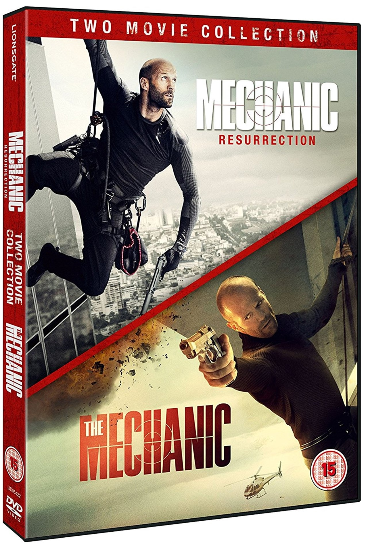 The Mechanic/Mechanic - Resurrection - 2