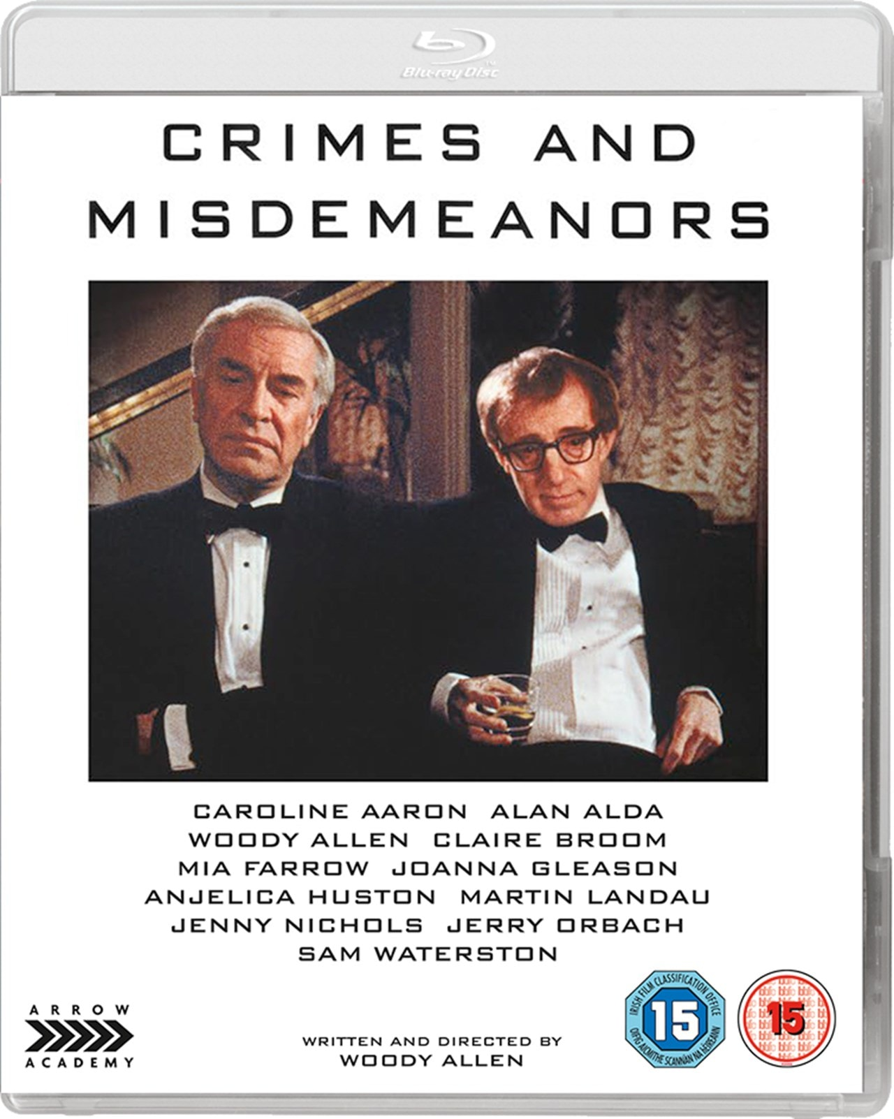Crimes and Misdemeanors - 1