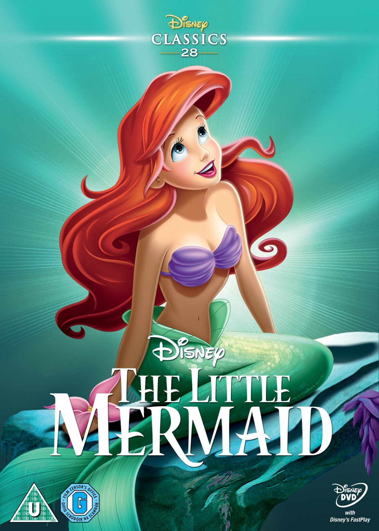 The Little Mermaid (Disney) - 1