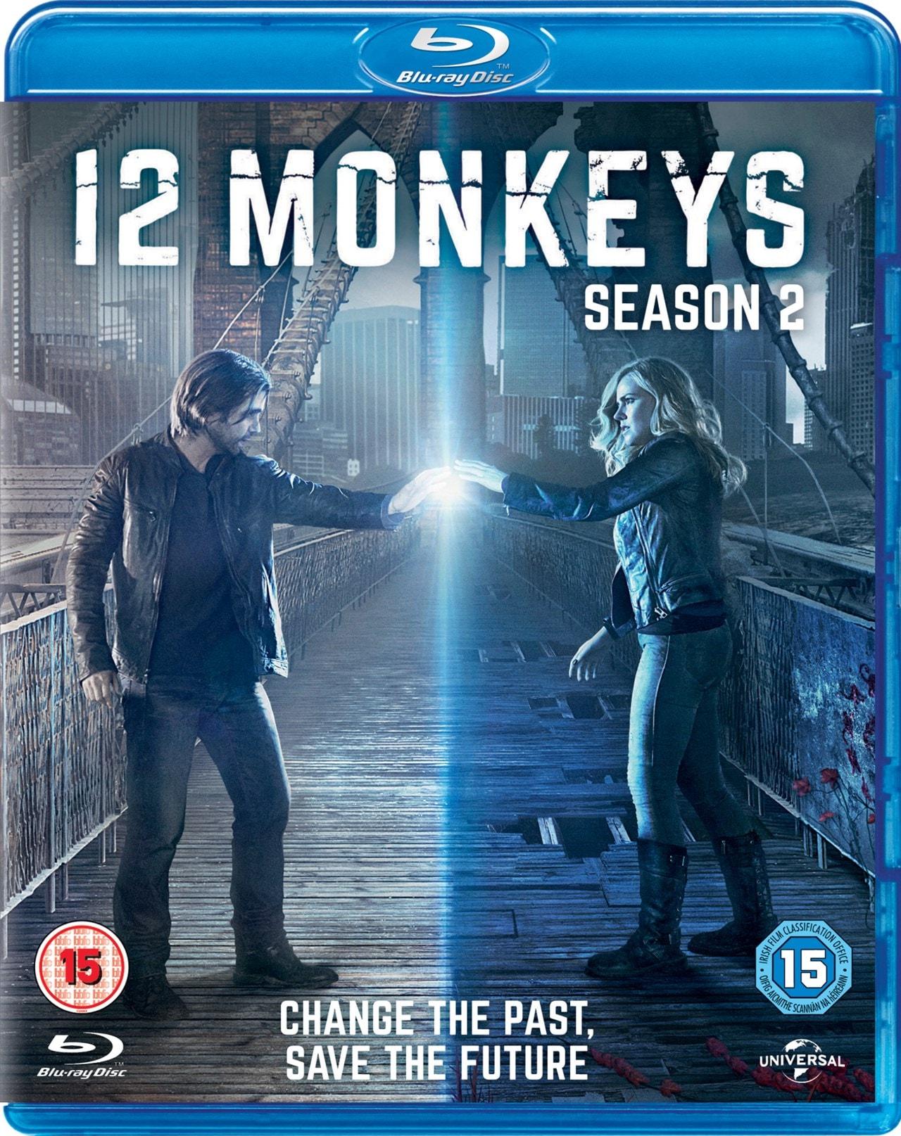 12 Monkeys: Season 2 - 1