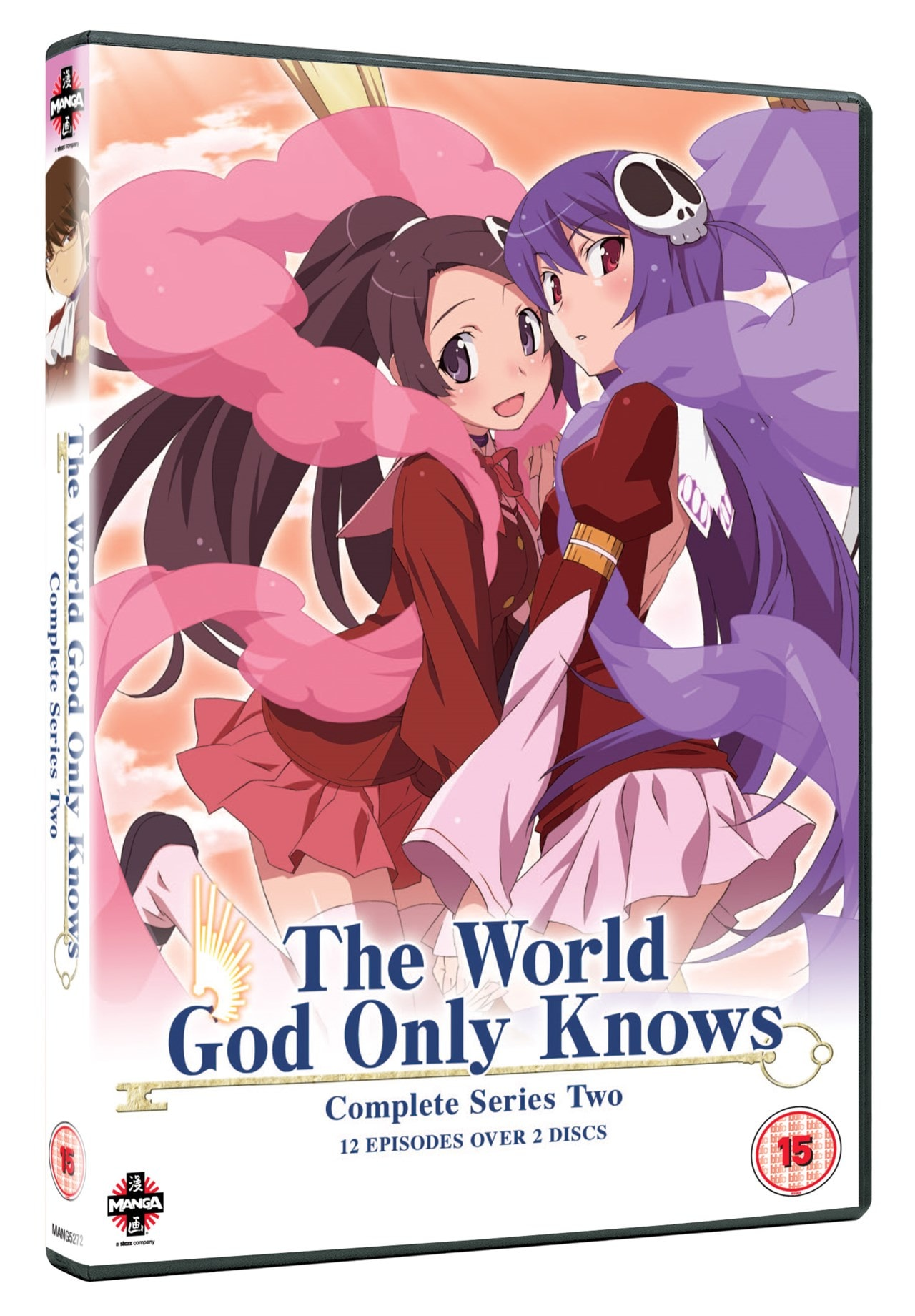 The World God Only Knows: Complete Season 2 - 1