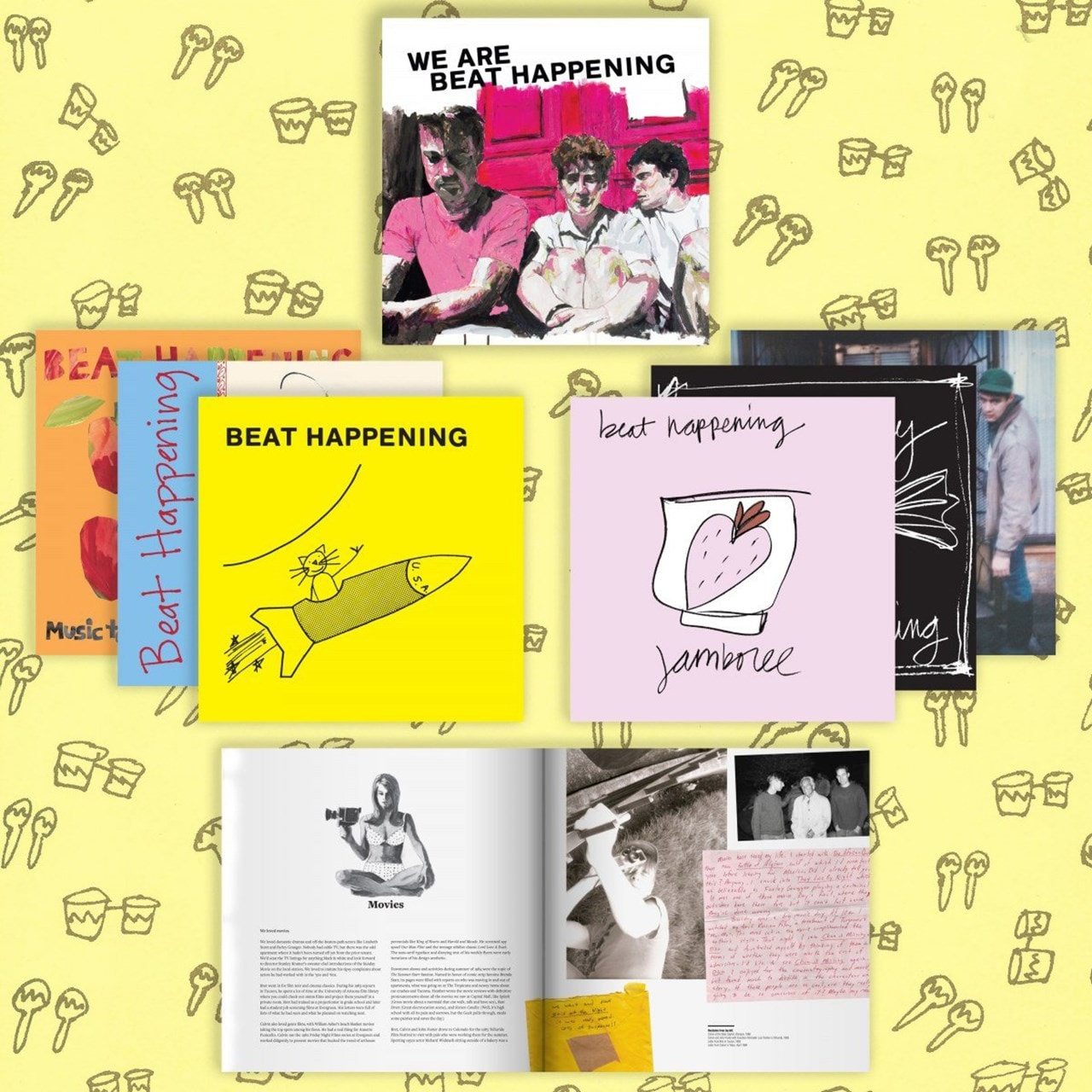 We Are Beat Happening - 1