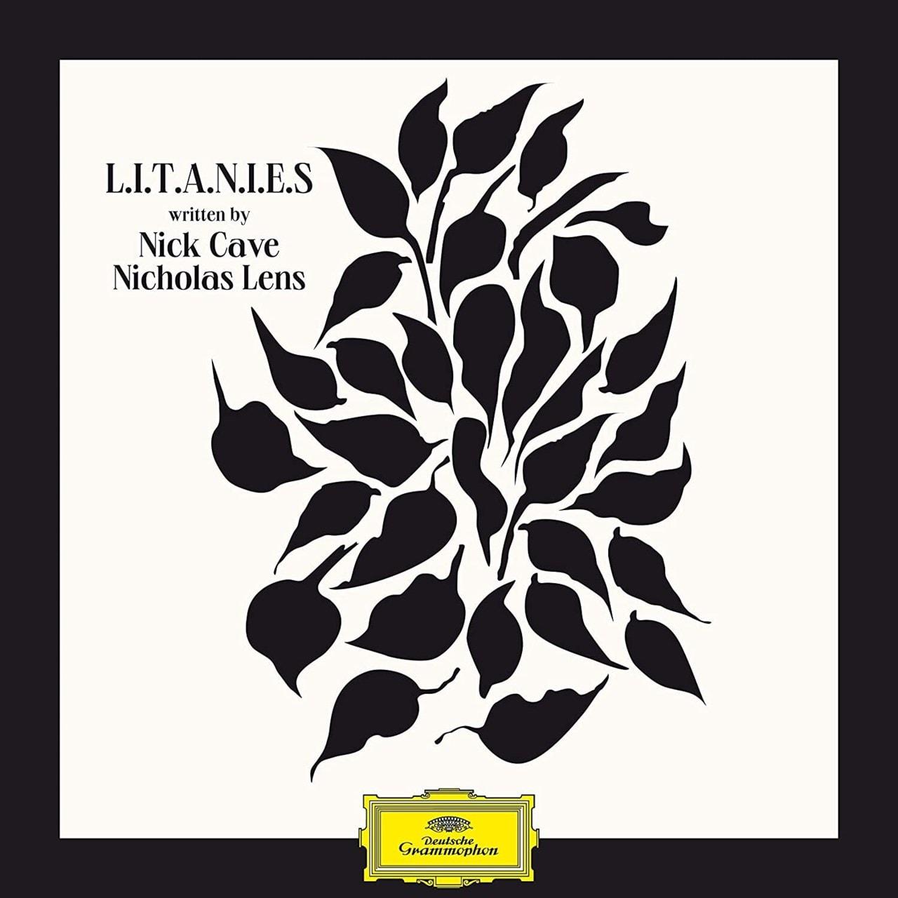 L.I.T.A.N.I.E.S Written By Nick Cave/Nicholas Lens - 1