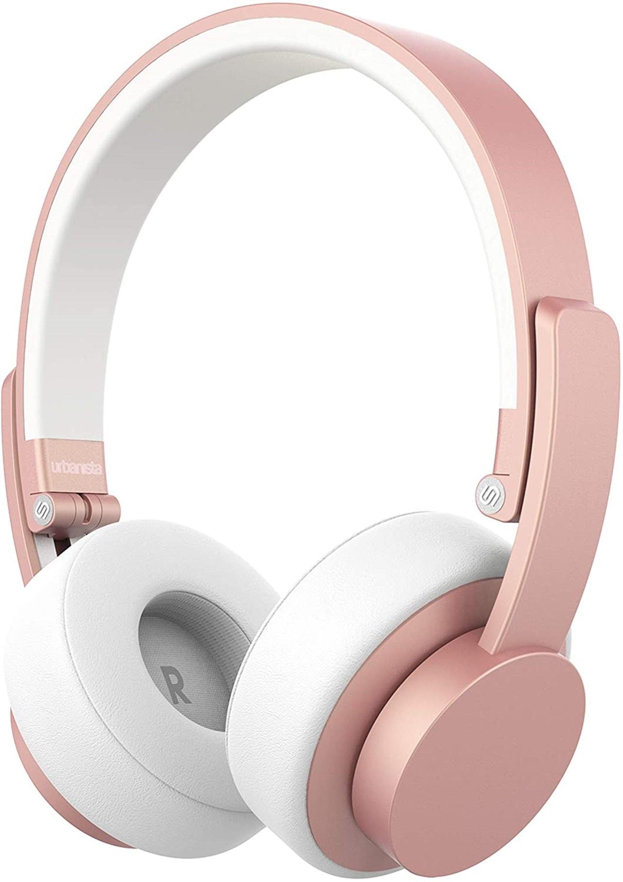 Urbanista Seattle Rose Gold Bluetooth Headphones - 1