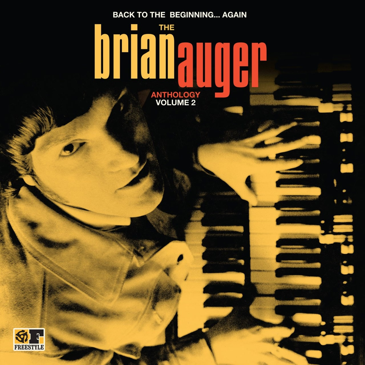 Back to the Beginning...Again: The Brian Auger Anthology - Volume 2 - 1