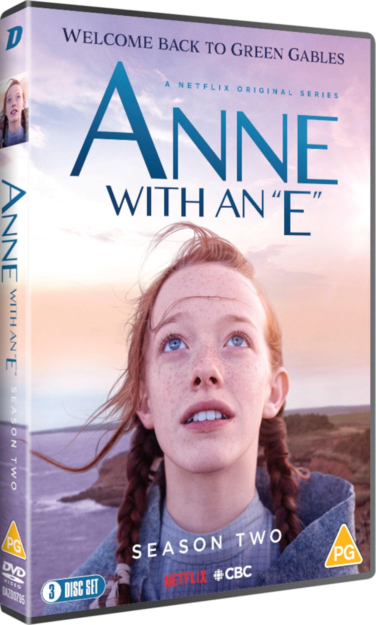 Anne With an E: Season 2 - 2