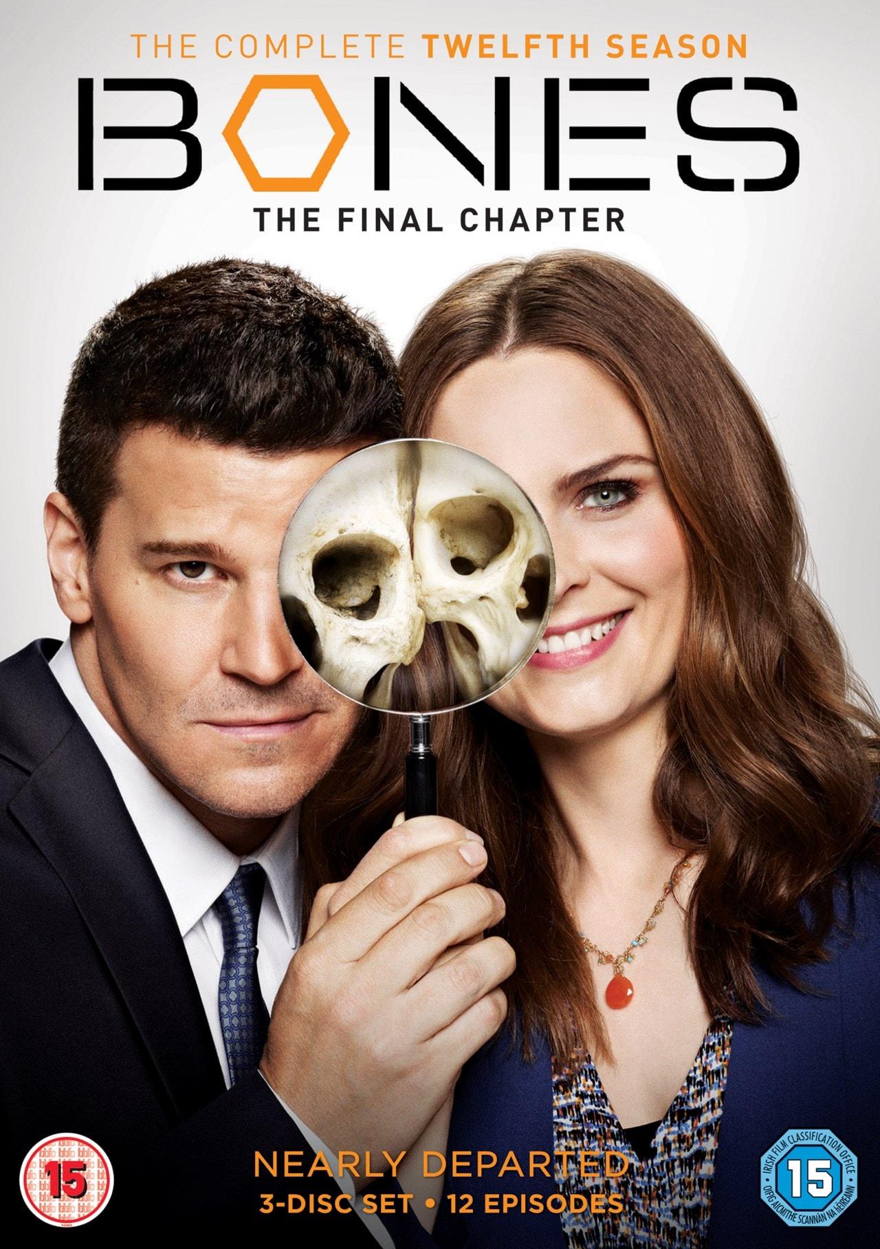 Bones: The Complete Twelfth Season - The Final Chapter - 1