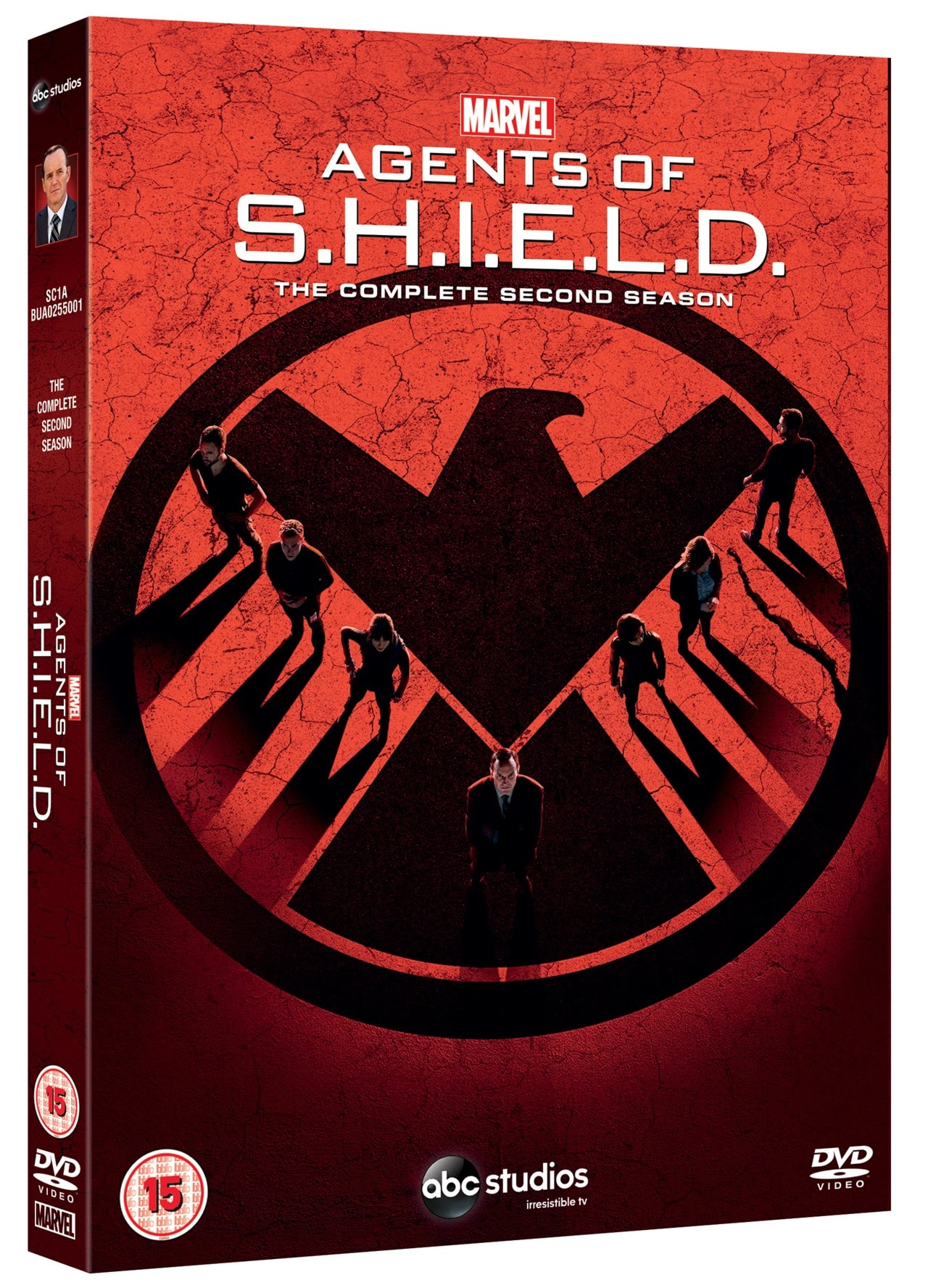 Marvel's Agents of S.H.I.E.L.D.: The Complete Second Season - 2