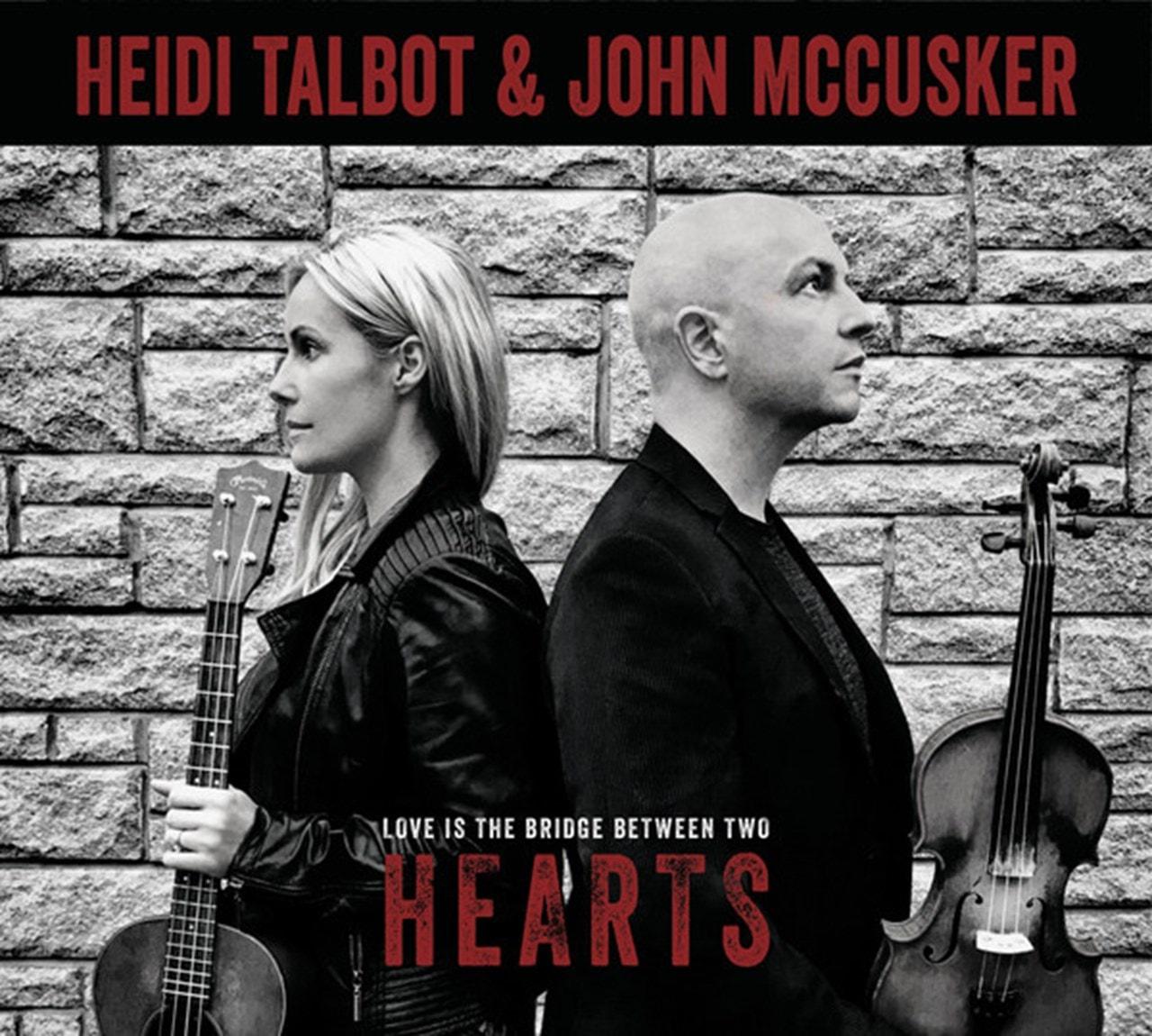Love Is the Bridge Between Two Hearts - 1