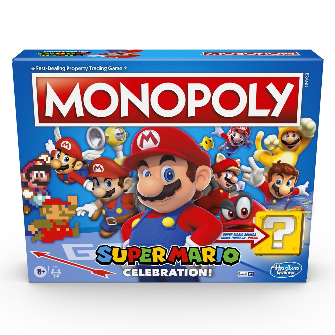 Monopoly: Super Mario Celebration - 3