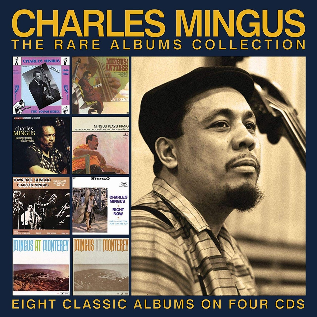 The Rare Albums Collection: Eight Classic Albums On Four CDs - 1