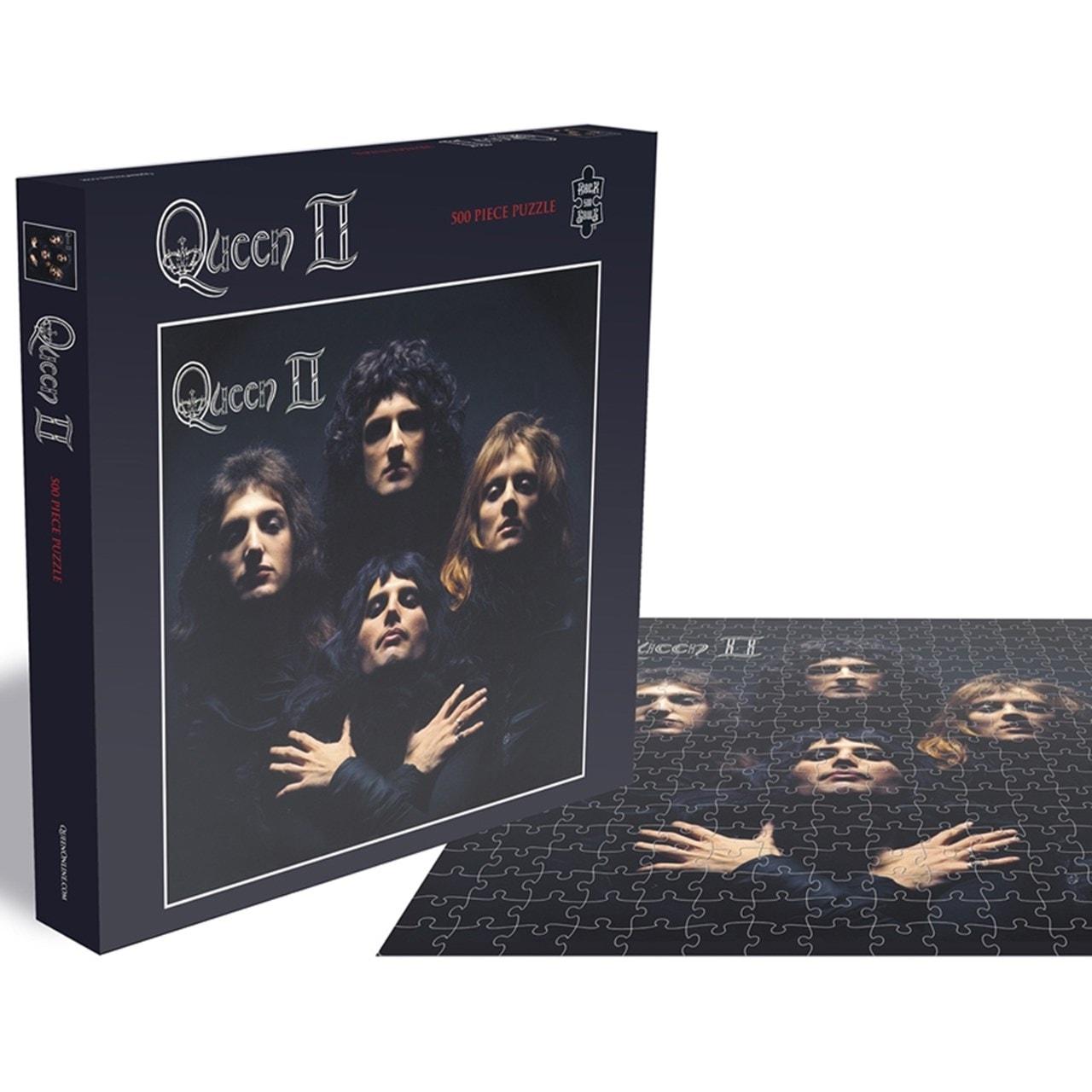Queen - Queen 2: 500 Piece Jigsaw Puzzle - 1