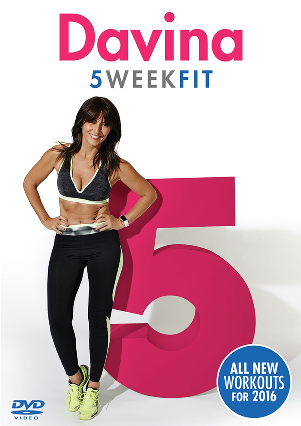 Davina: 5 Week Fit - 1
